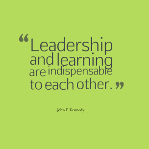 Image result for learning and leadership are