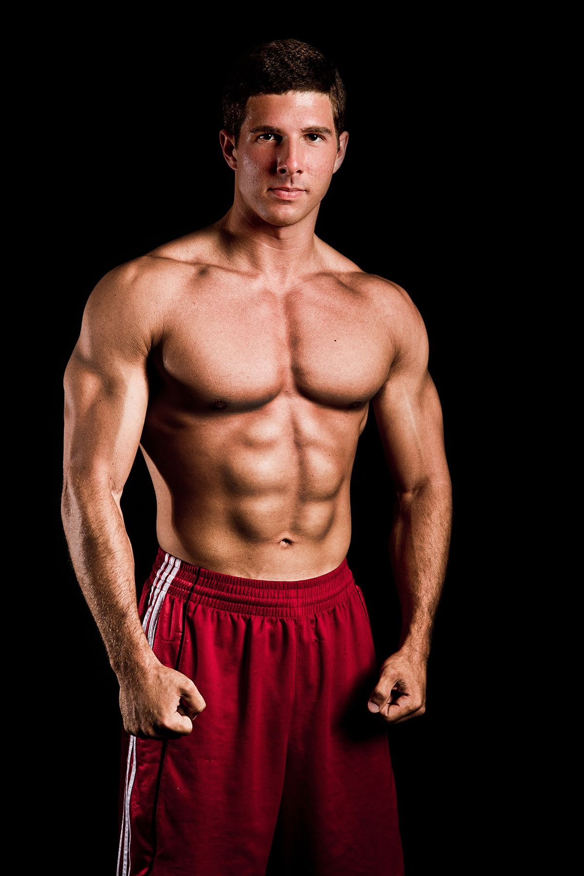Fitness Model Phenom Joe Zucchi Talks To M