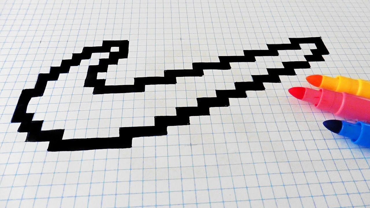 Handmade Pixel Art How To Draw Nike Logo pixelart