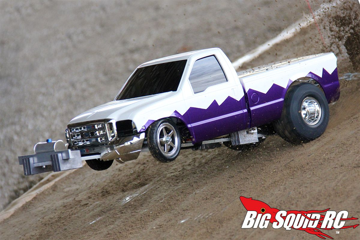 Axial SCX10 Pulling Truck Conversion Part Two « Big Squid