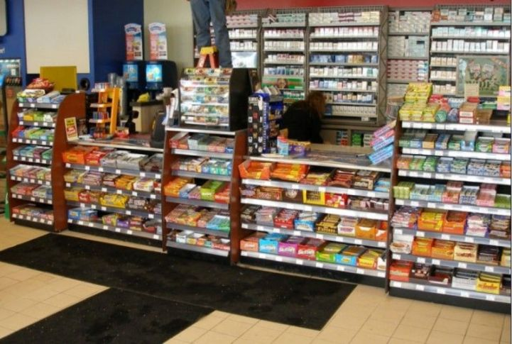 best shopping tips for checkout counter