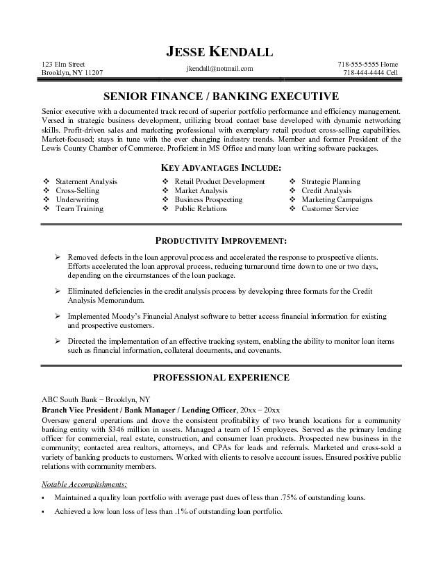 Sample Resume For Bank Teller | Sample Resume And Free Resume