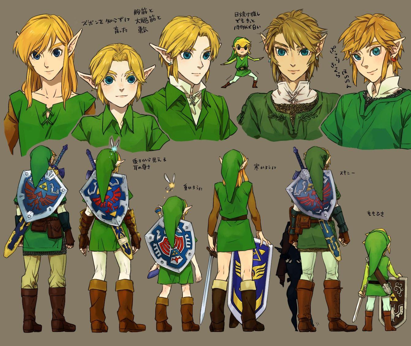 Zelda no Densetsu Kaze no Takuto Zerochan Anime Image