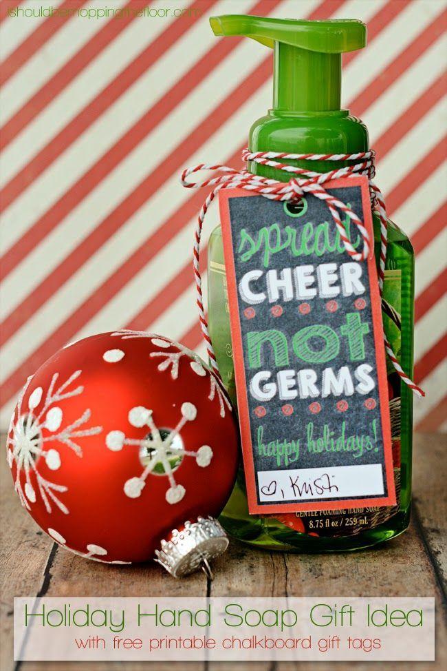 25+ More Handmade Gift Ideas Under 5 Holidays, Secret