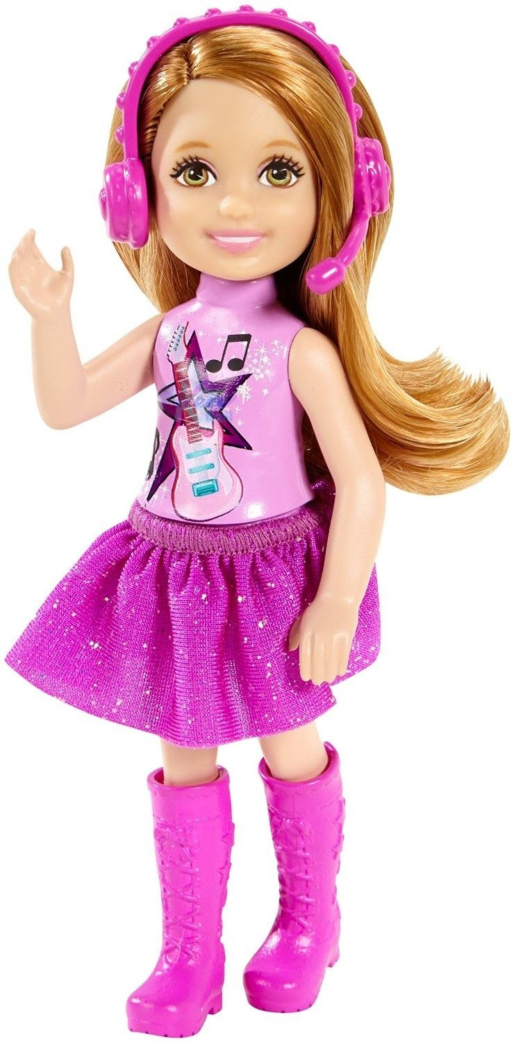Barbie Chelsea DollRock star out in 2015 Barbie