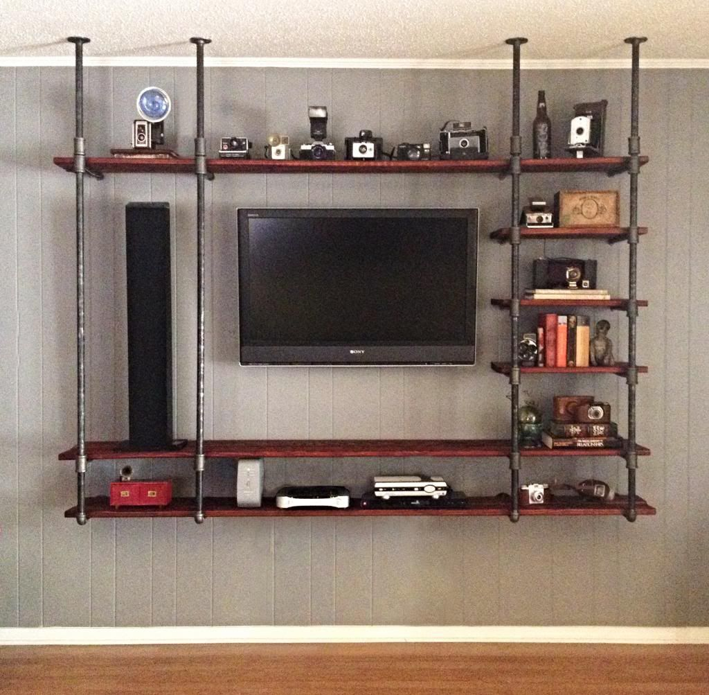 Best 25 Small Entertainment Center Ideas On Pinterest Tv Stand Ideas For Living Room Rustic