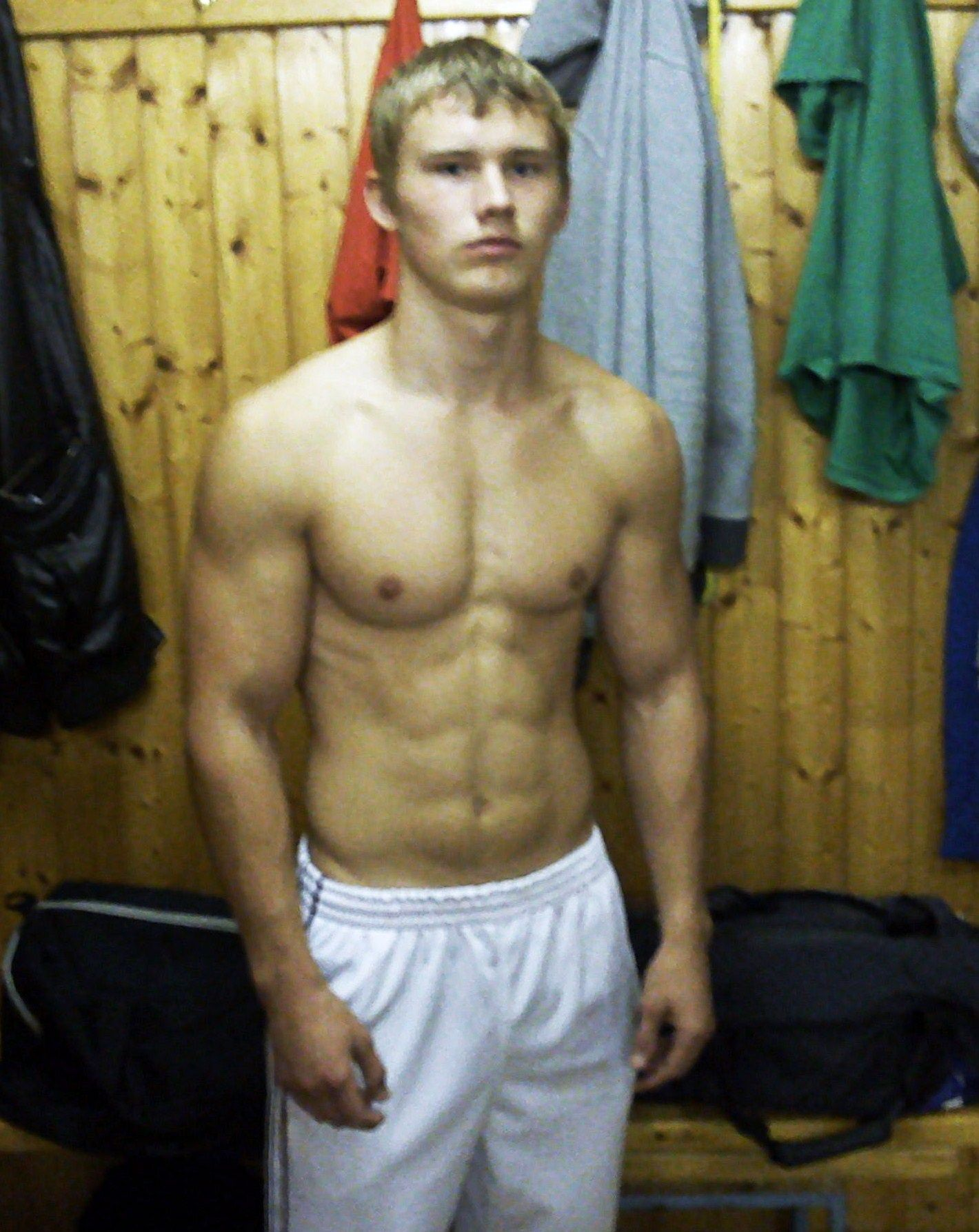 76kg Male With 8 Body Fat