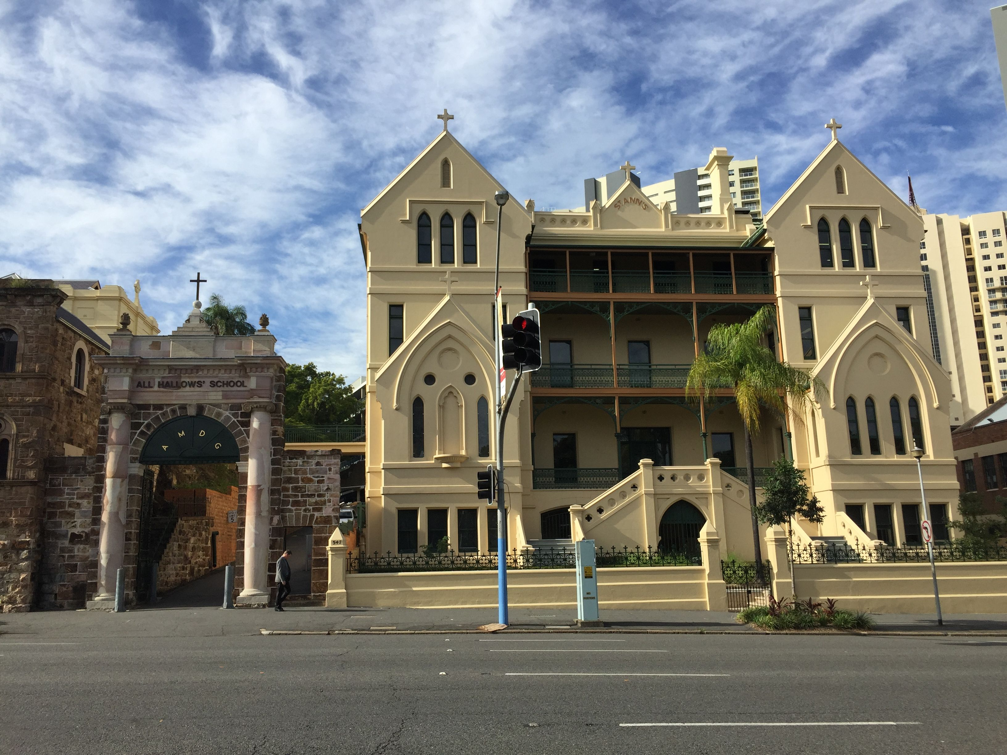 All Hallows School Brisbane Beautiful Brisbane