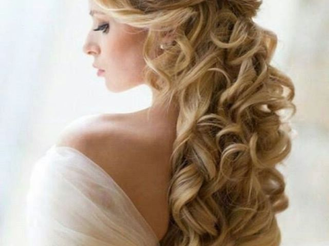 wedding hairstyles for long hair half up dfemale beauty tips easy