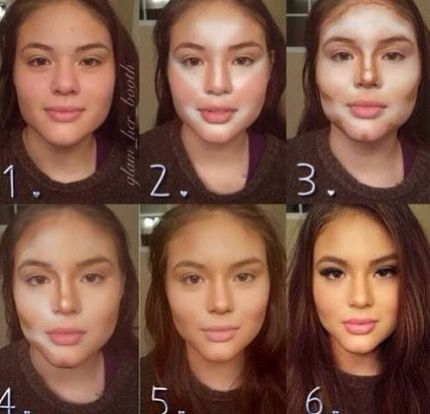 Image result for beauty looking the same