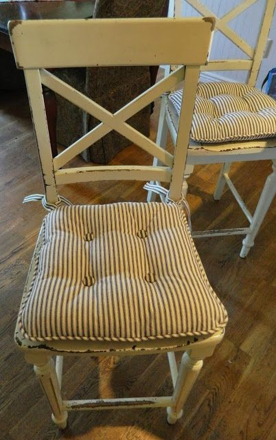 Best 25 Kitchen Chair Pads Ideas On Pinterest Chair Cushions Kitchen Chair Cushions And Seat