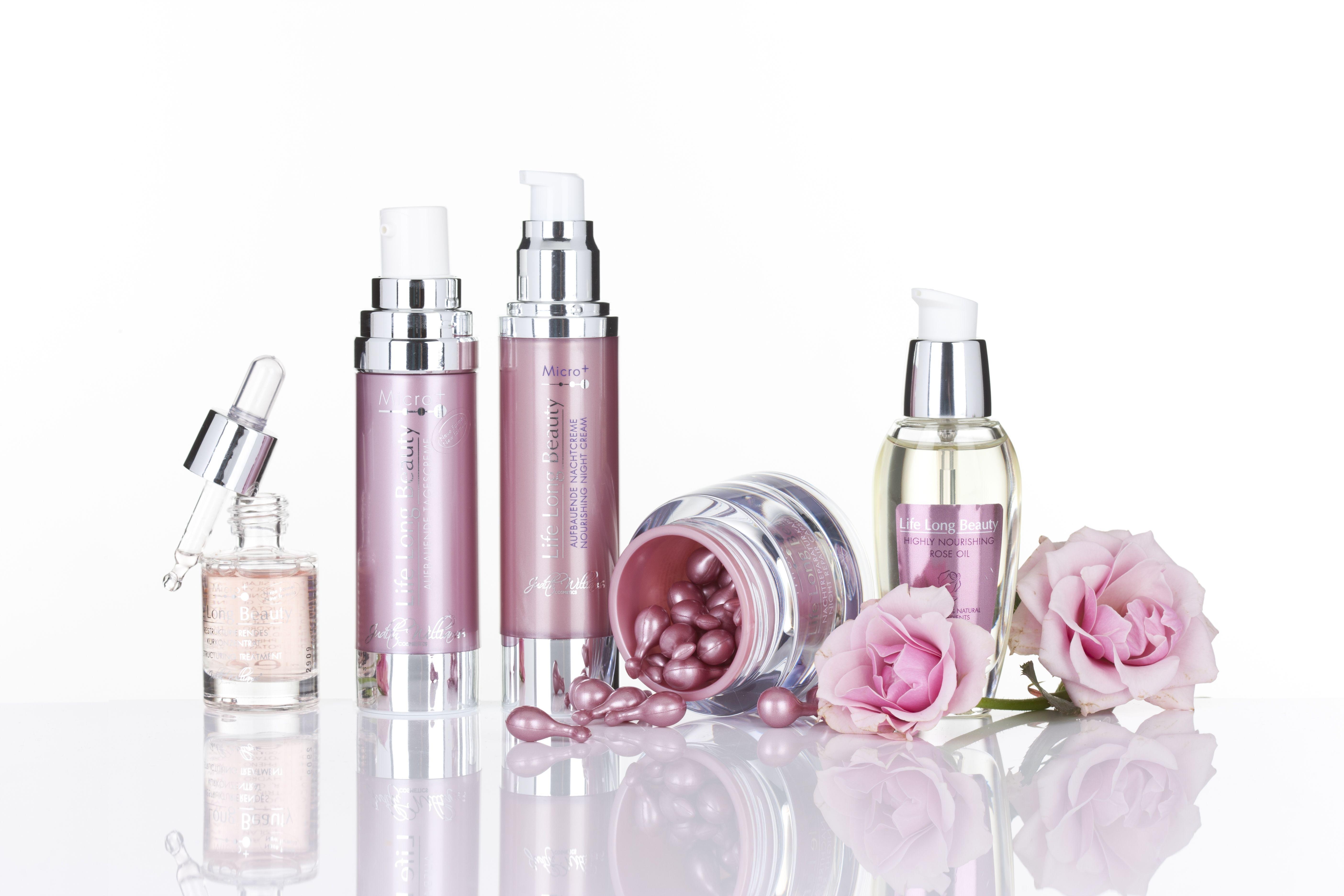 Judith Williams Kosmetiklinie Life Long Beauty