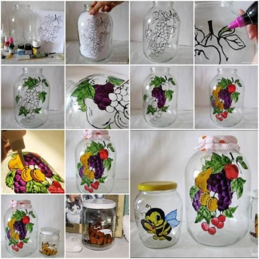 Glass Painting Is The New Artefact To Show Off