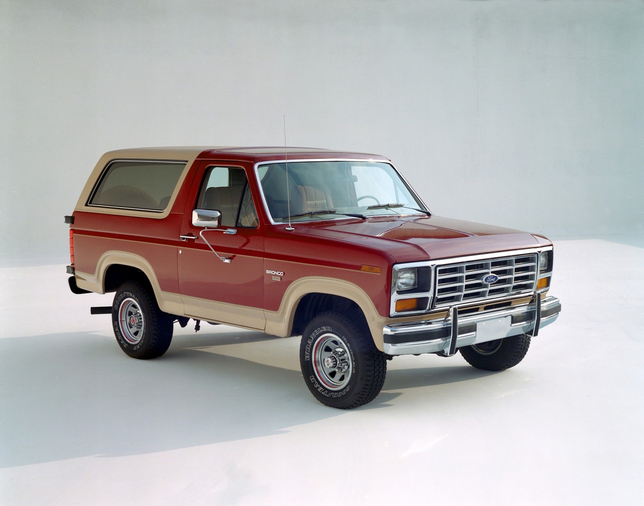 nicely restored 198086 ford bronco Google Search Ford