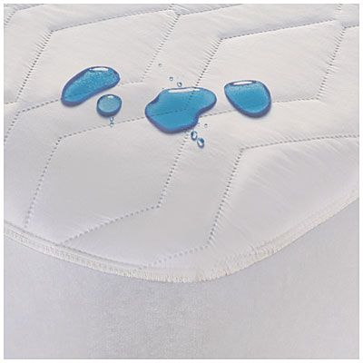 Simmons Beautyrest Waterproof Queen Mattress Pad 22 Cause Dogs Are Rude