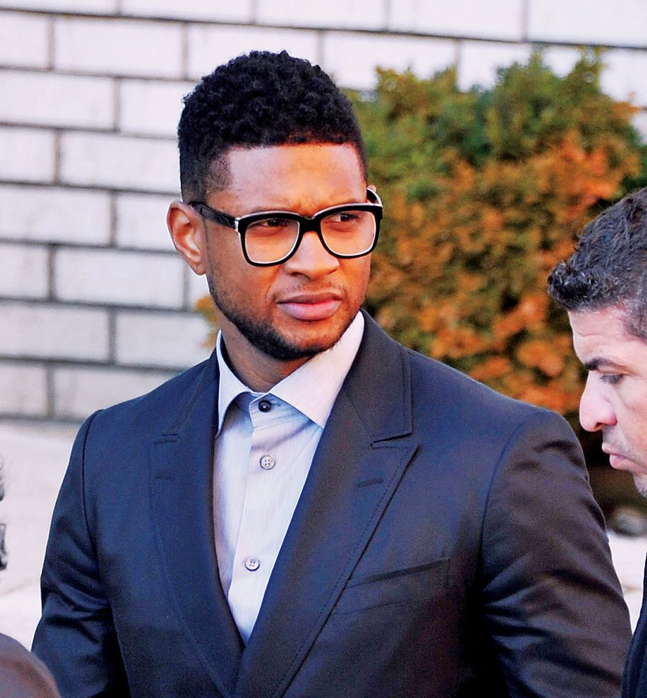 Rate This Guy Day 118 Usher Raymond Sports Hip Hop