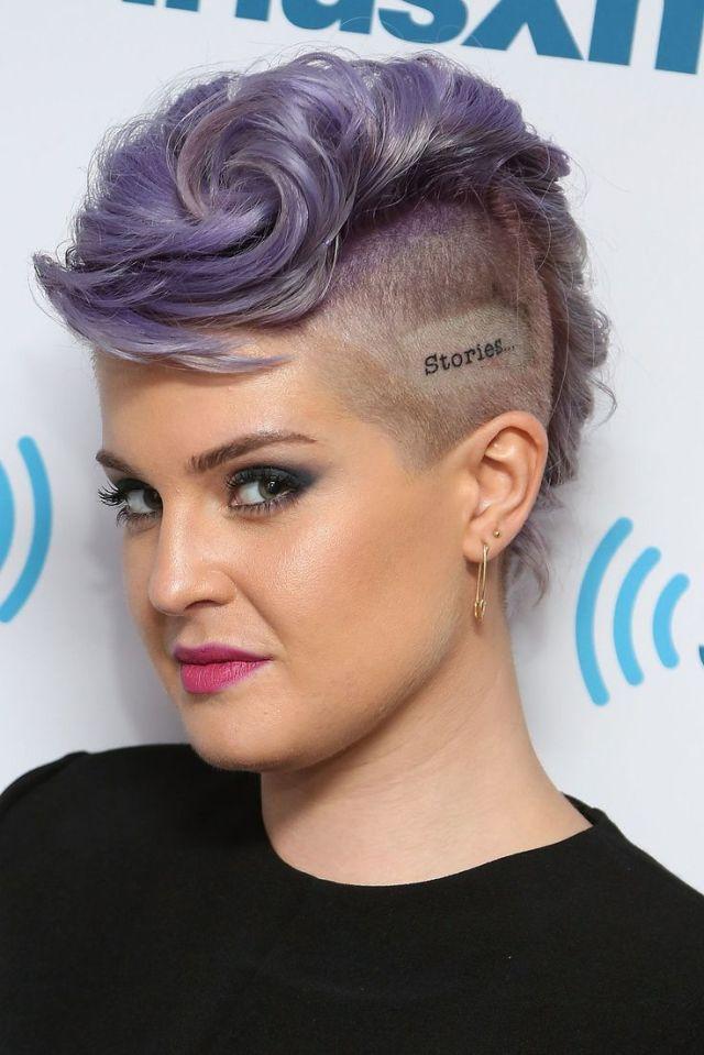 kelly osbourne hair - google search | stylo stylie | pinterest