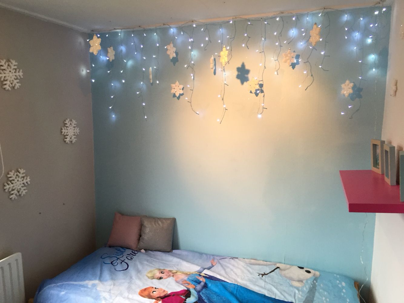 Frozen Kamer Room For My Little Girl