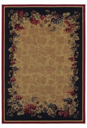 Shaw Tuscan Vineyards Natural On Area For Kitchen Victorian Rugs Fabrics And