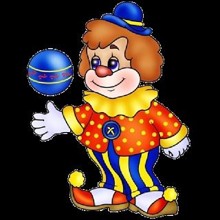 Cute Clowns Cute Cartoon Clowns Clip Art Circus Images
