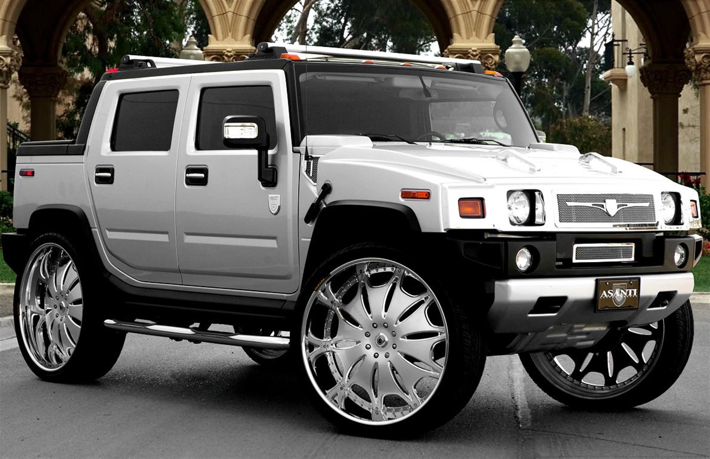 Hummer after modification and or restoration by WheelsPerformance