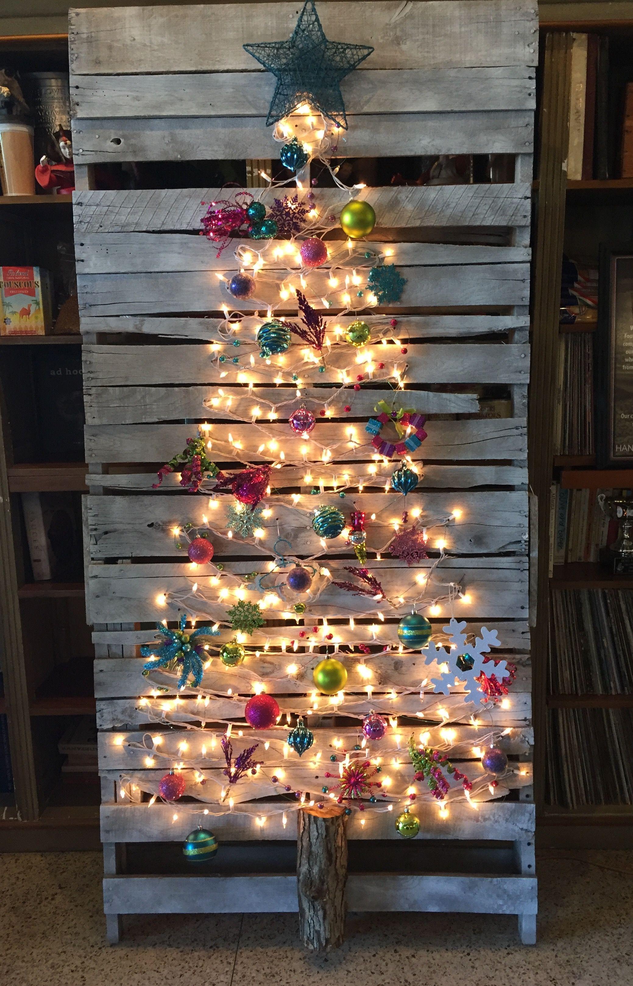 Top 20 Pallet Christmas Tree Designs To Pursue DIY