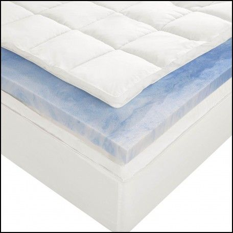 Gel Pillow Top Mattress Pad