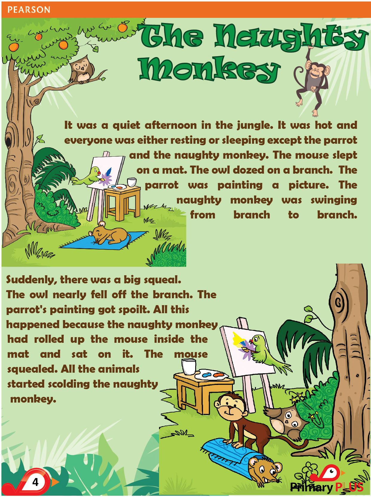 More Kids Stories From Primary Plus Media Moral