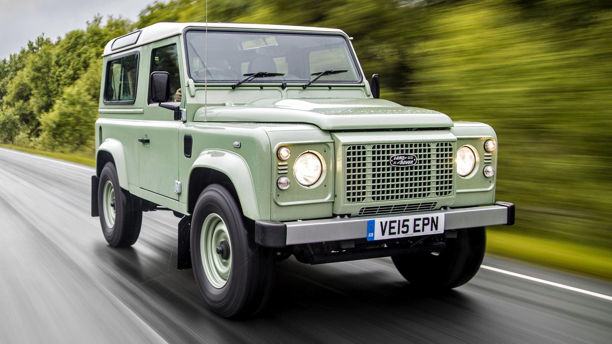 Image result for cars that look like the land rover defender