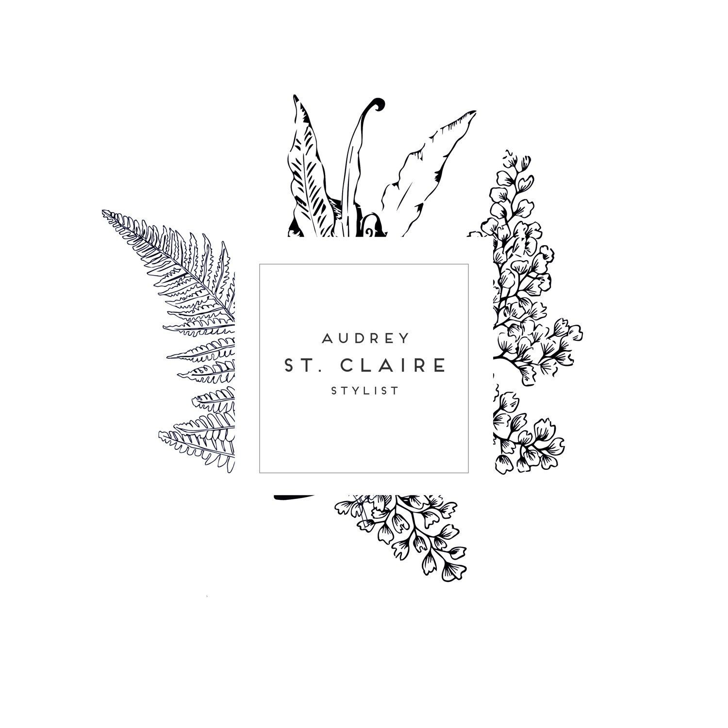 Bring a botanical accent to your branding graphic design