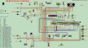 samurai schematics for running without stock Hitachi