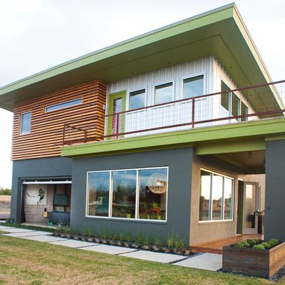 Modern Home Exterior Paint Colors Design Ideas Pictures Remodel And Decor