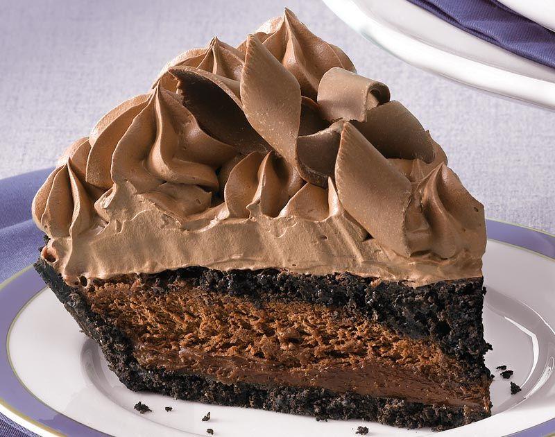 Village Inn European Truffle Decadent dark chocolate