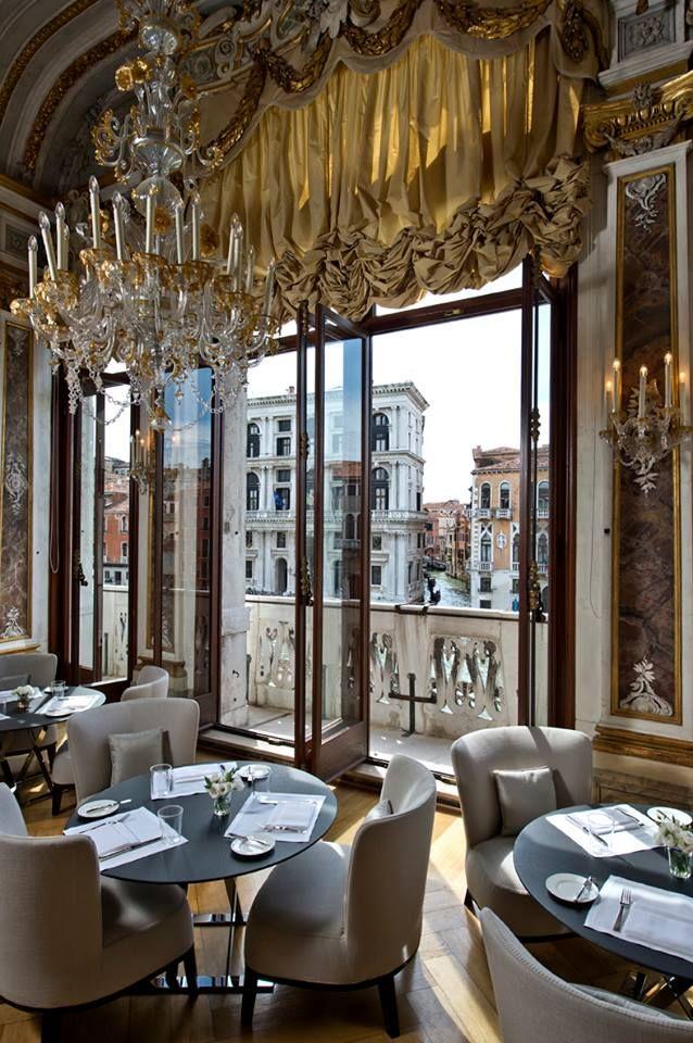 AMAN CANAL GRANDE • Venice, ITALY • Italian Cuisine • The
