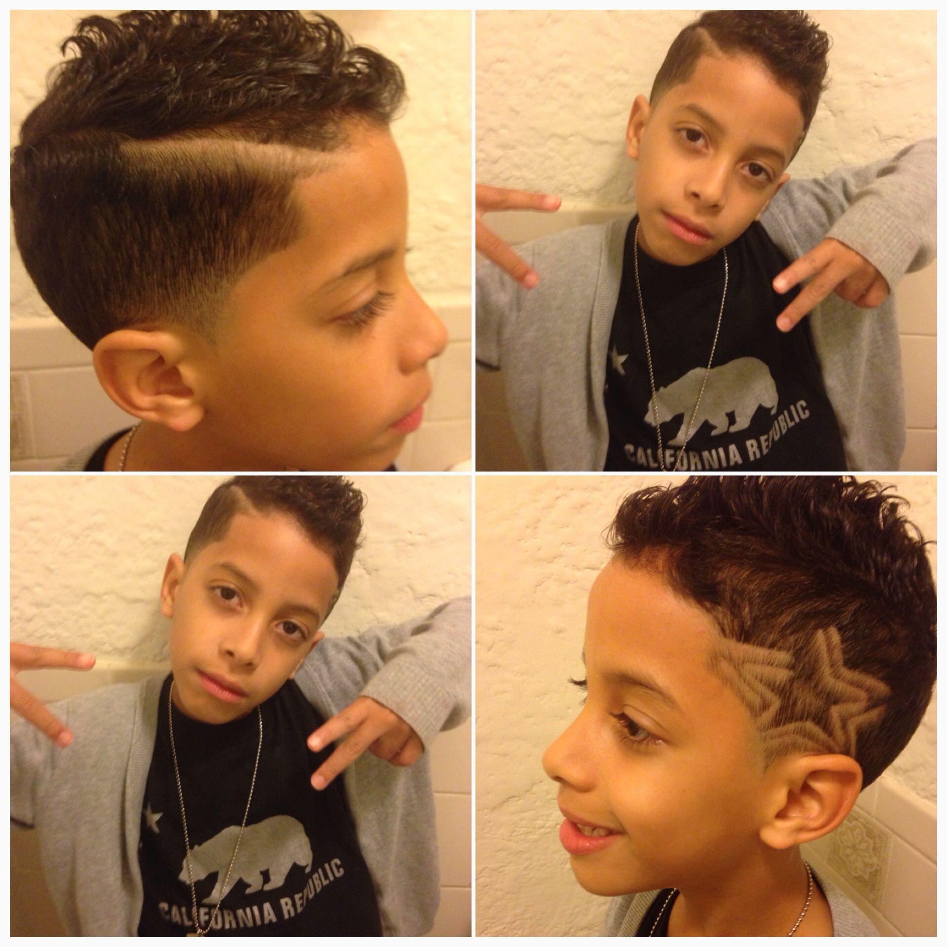Hair designs star Kids style