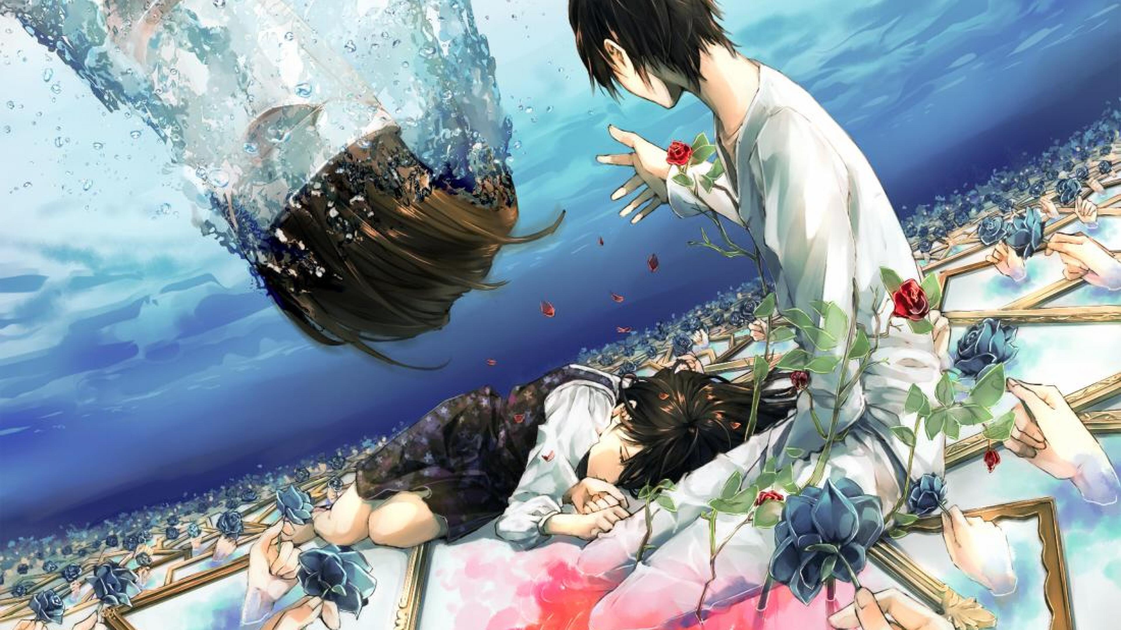 Fantasy art Anime HD Wallpapers, Desktop Backgrounds