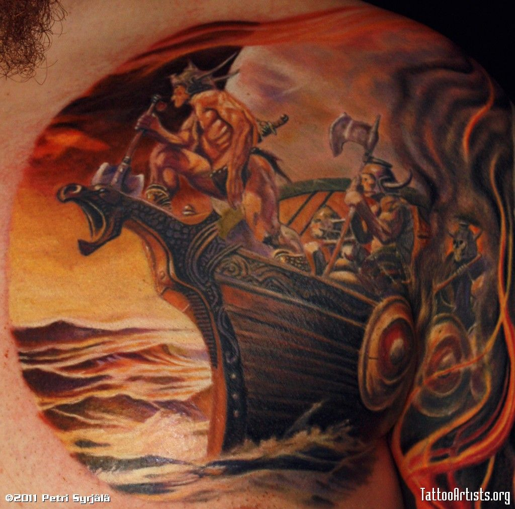 Viking tattoo designs ideasviking tattoo meanings