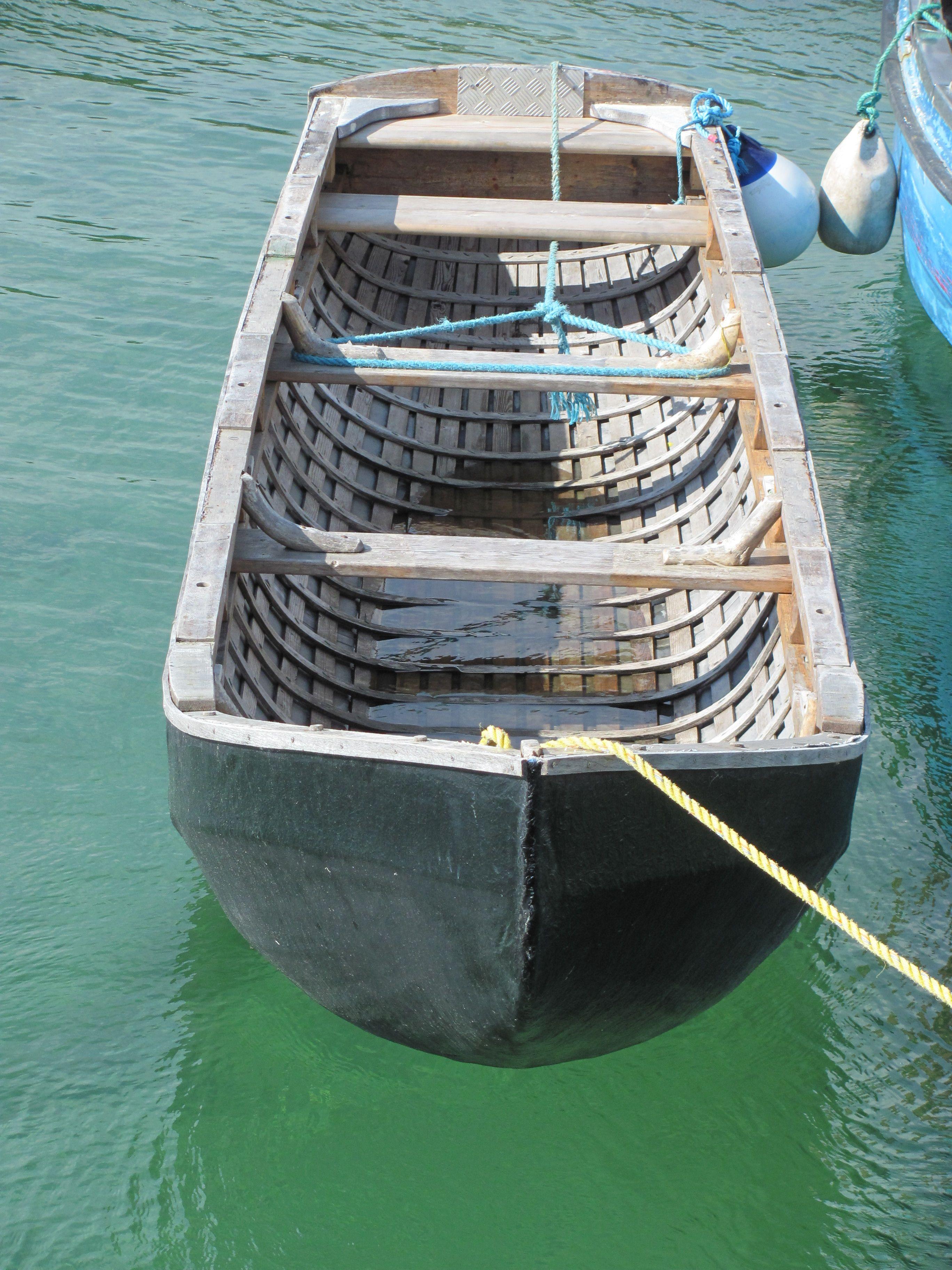 Curragh Aditional Irish Rowboat Lway L