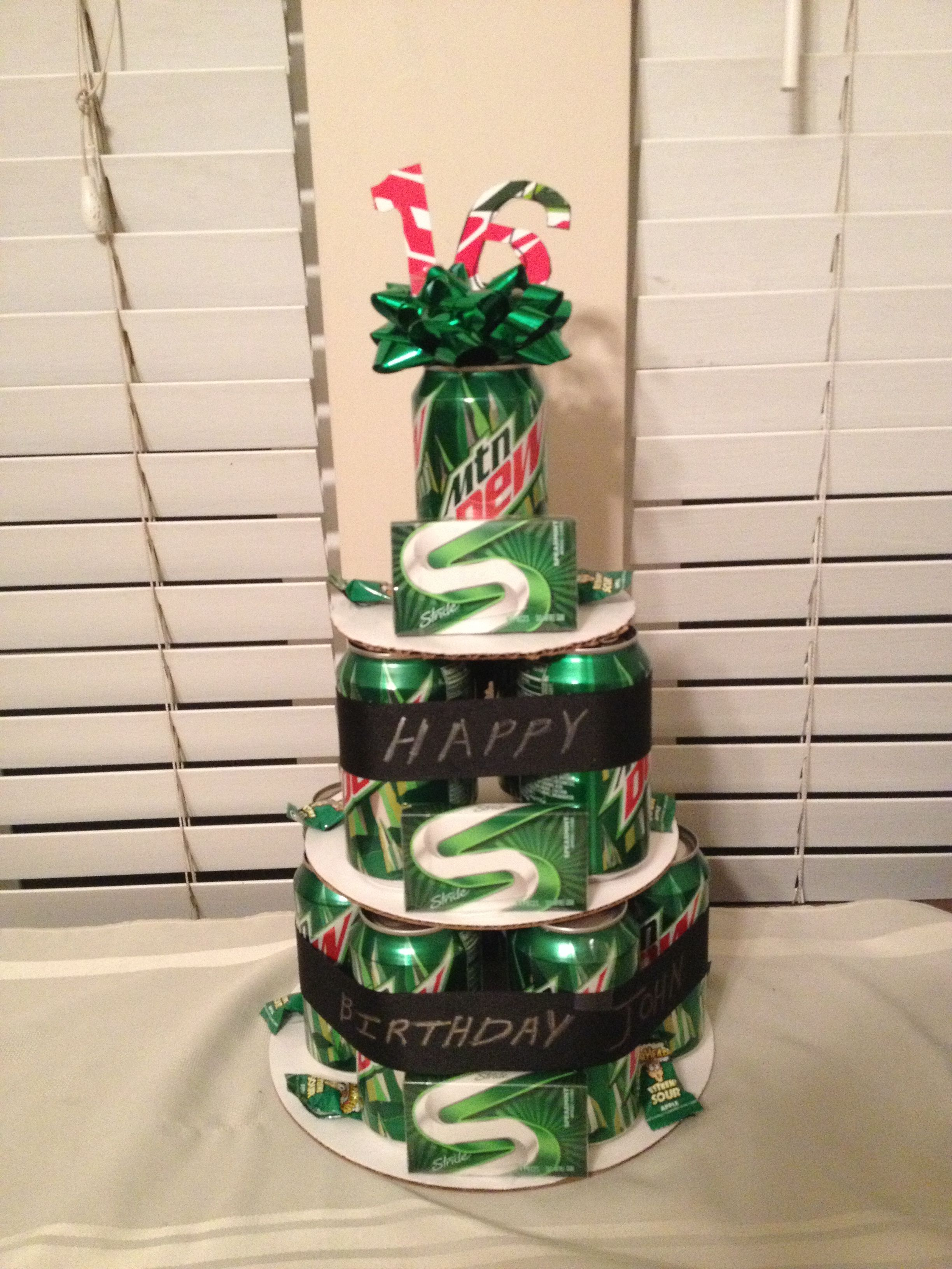 Teens I'm making Gavin this for his next birthday