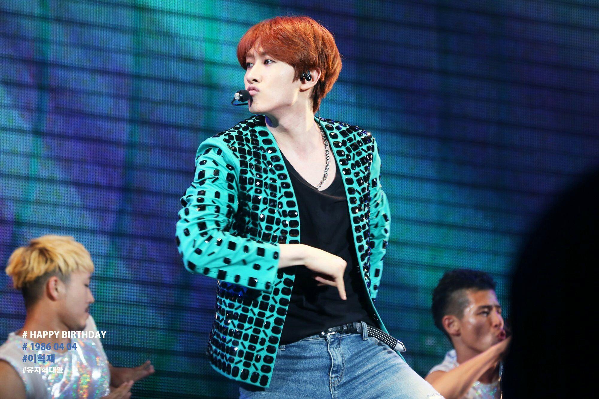 Eunhyuk Super Junior  F F  D E D A E D A