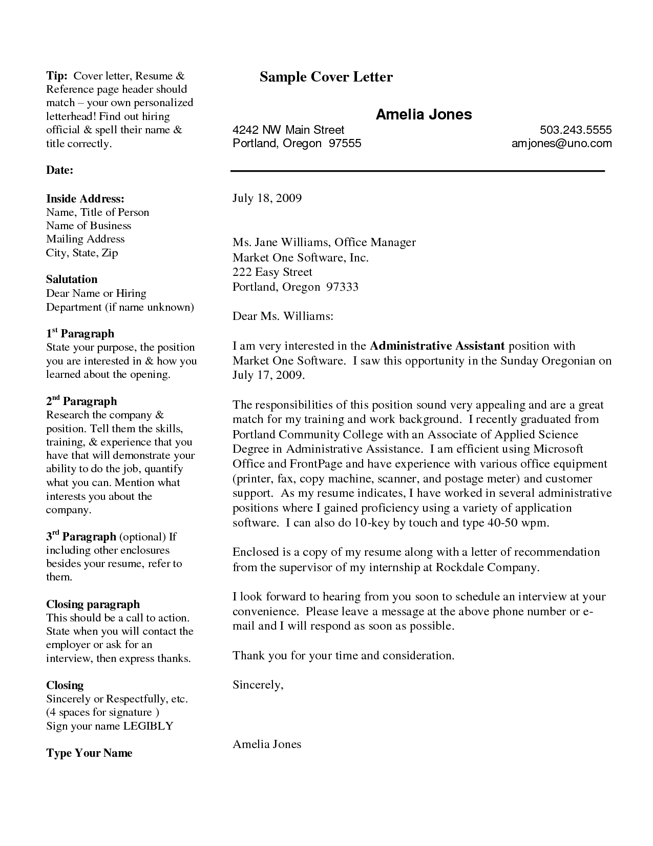 Resume With References Sample | Resume CV Cover Letter