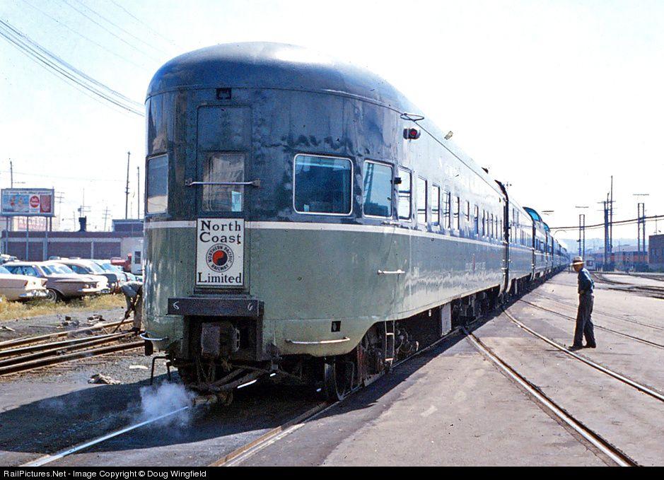 Photo Northern Pacific Railway