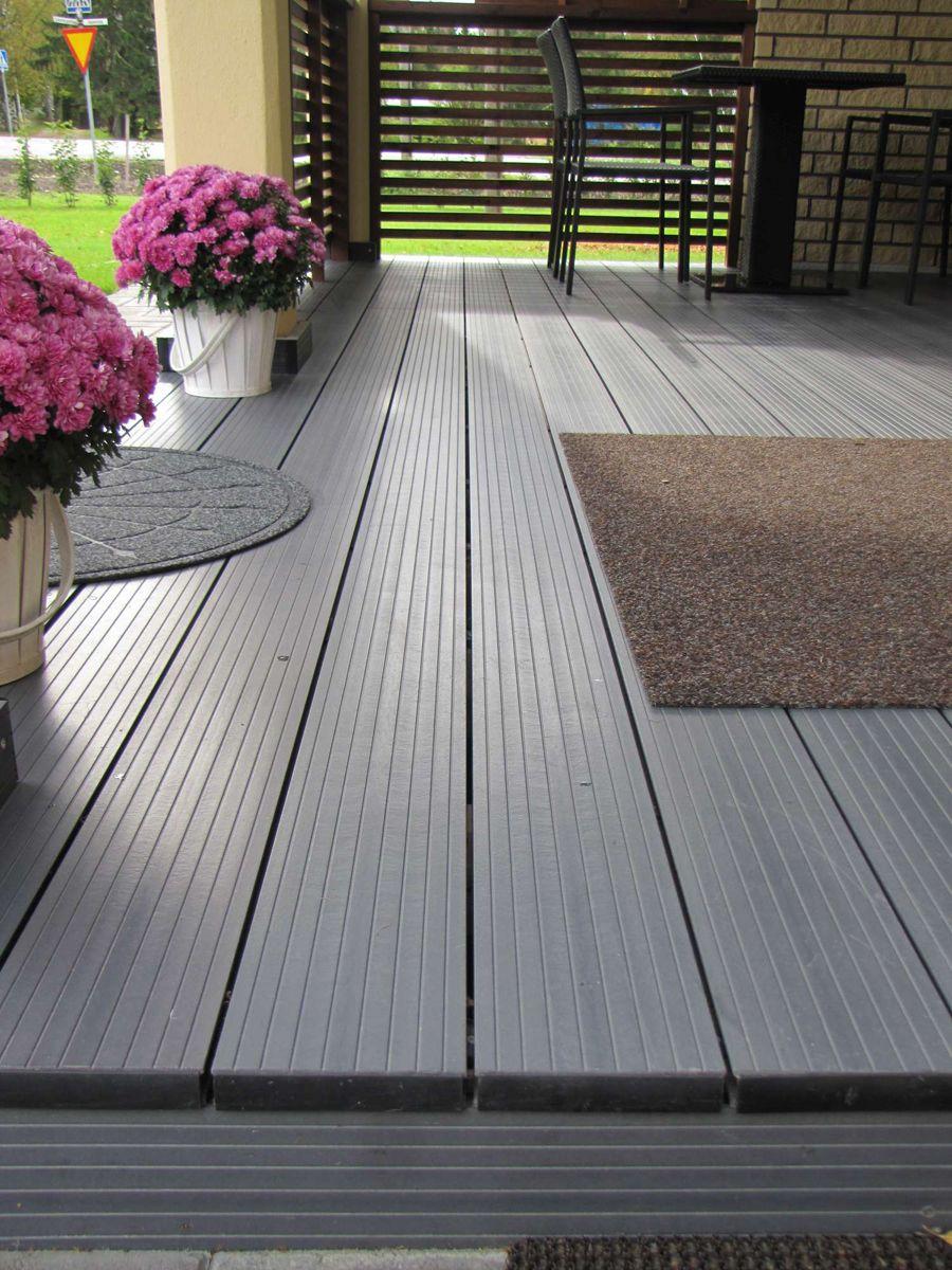 solid wood composite decking Ireland Plastic Wood