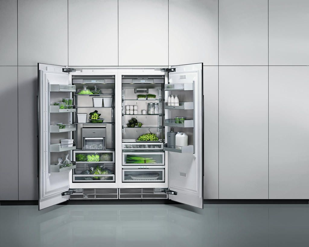The Gaggenau Vario Cooling For Those Larger Families