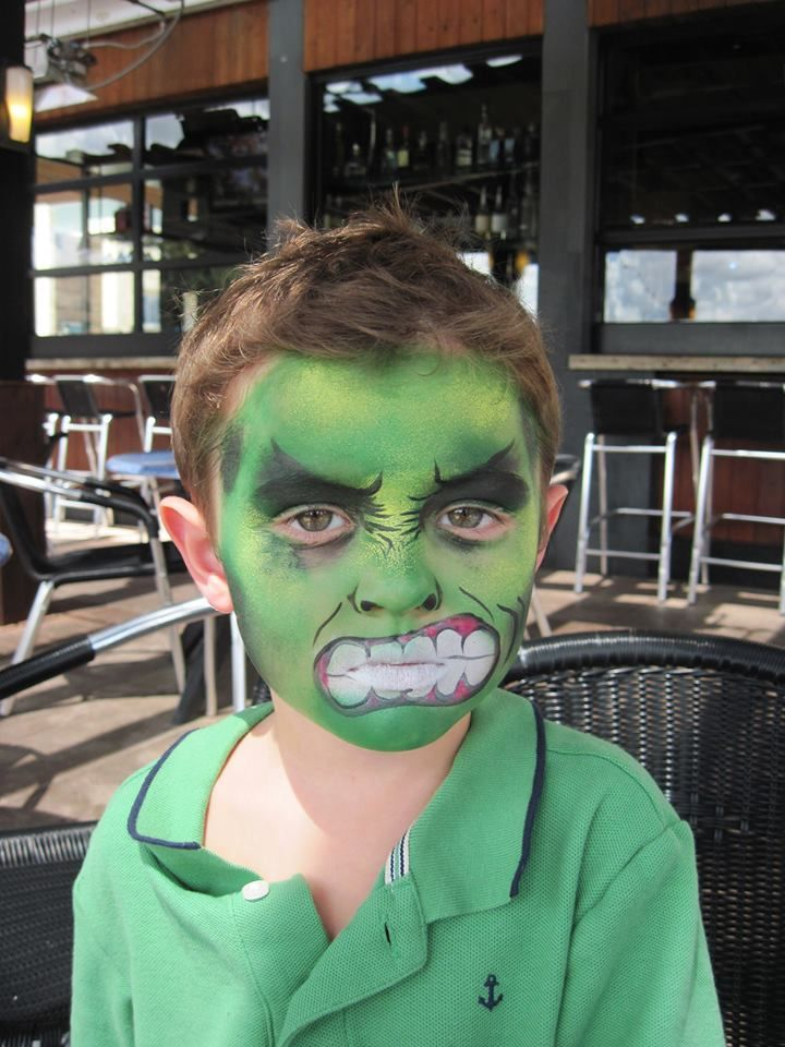 The Hulk!! My