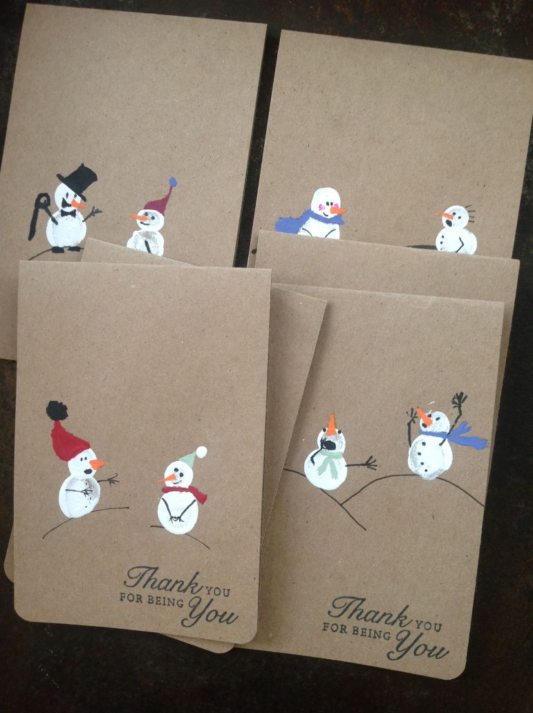 Snow Much Fun Snowman Cards And Christmas Cards
