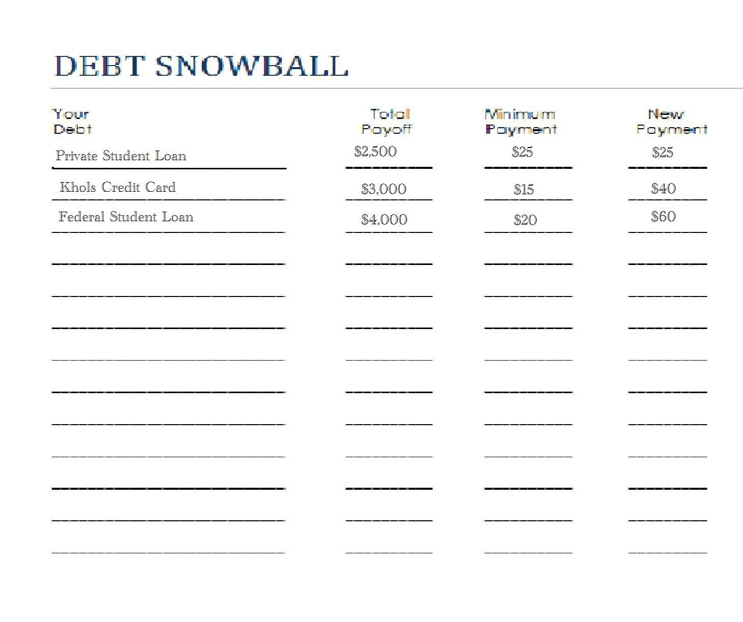 Free Worksheet Dave Ramsey Debt Snowball Worksheet debt snowball calculator template 5 excel templates dave ramsey 1232 1592