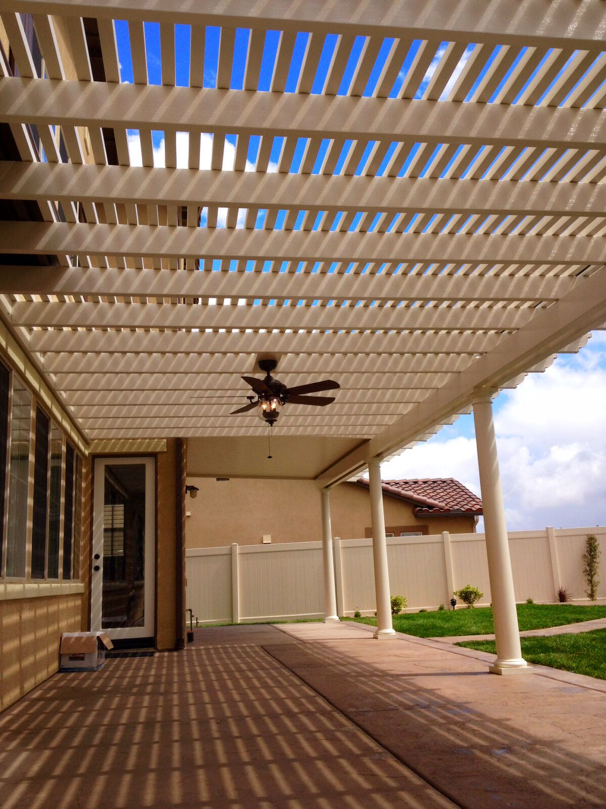 Diy alumawood patio covers !! Contact us and let us help