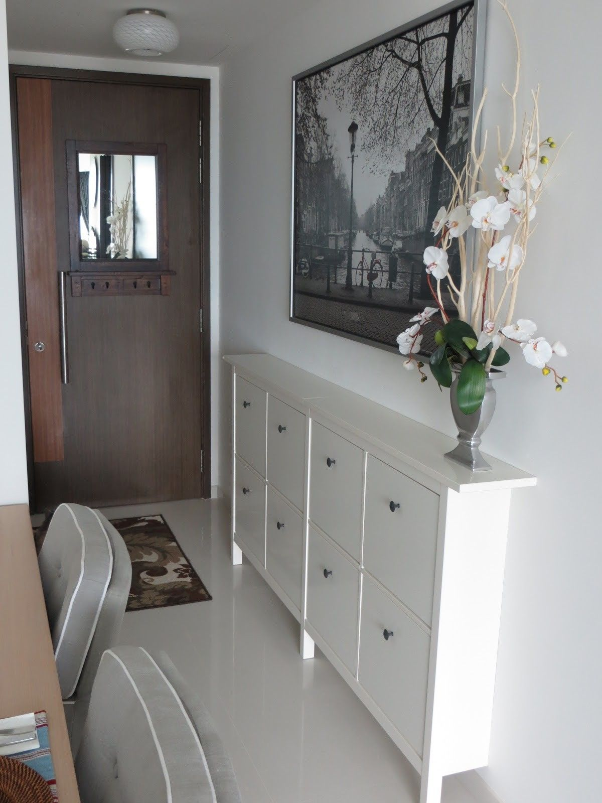 Narrow Hallway Furniture Toobe8 Large Size Picture