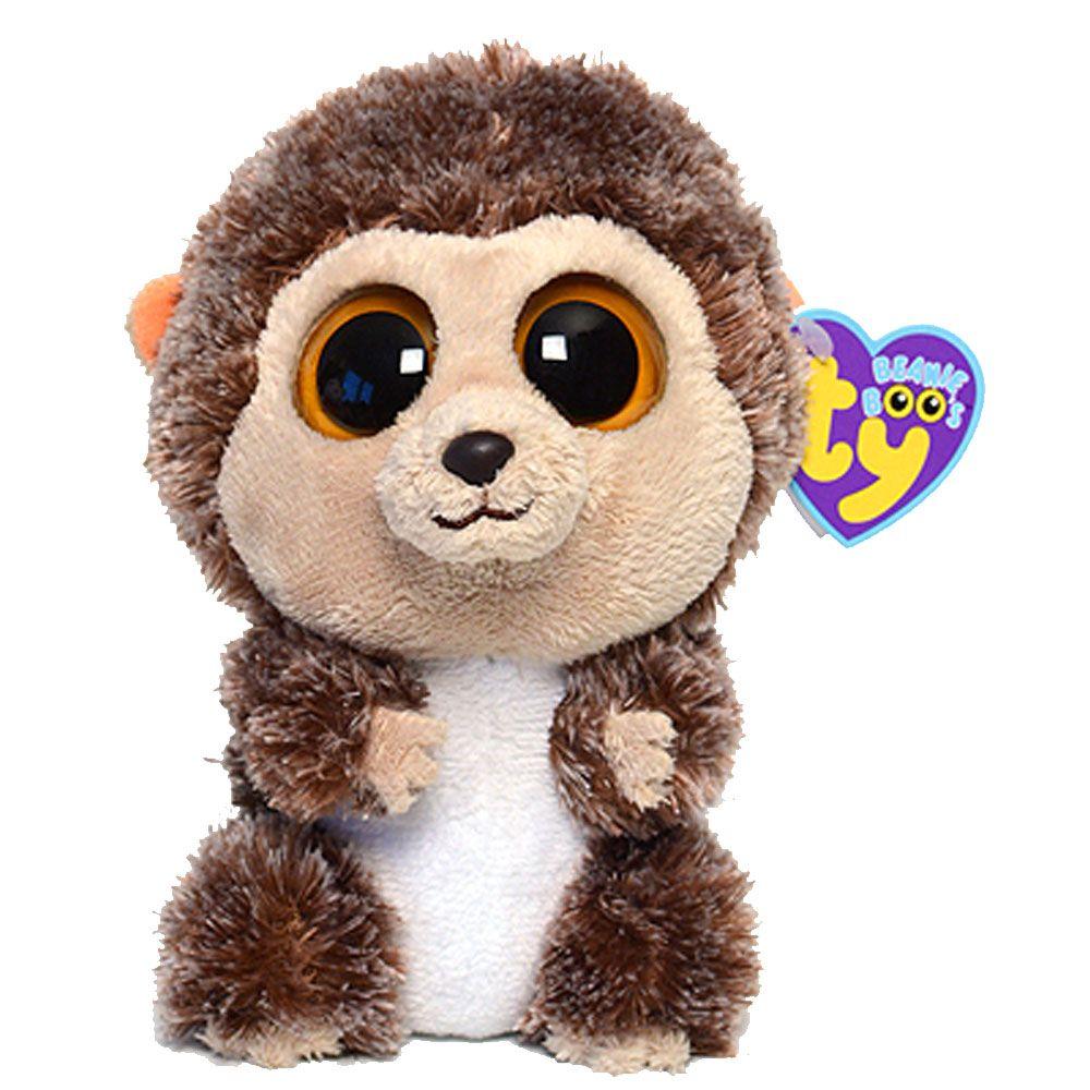 "Ty Beanie Boo 6"" Plush Hedgehog Spike Plush, Spikes and"